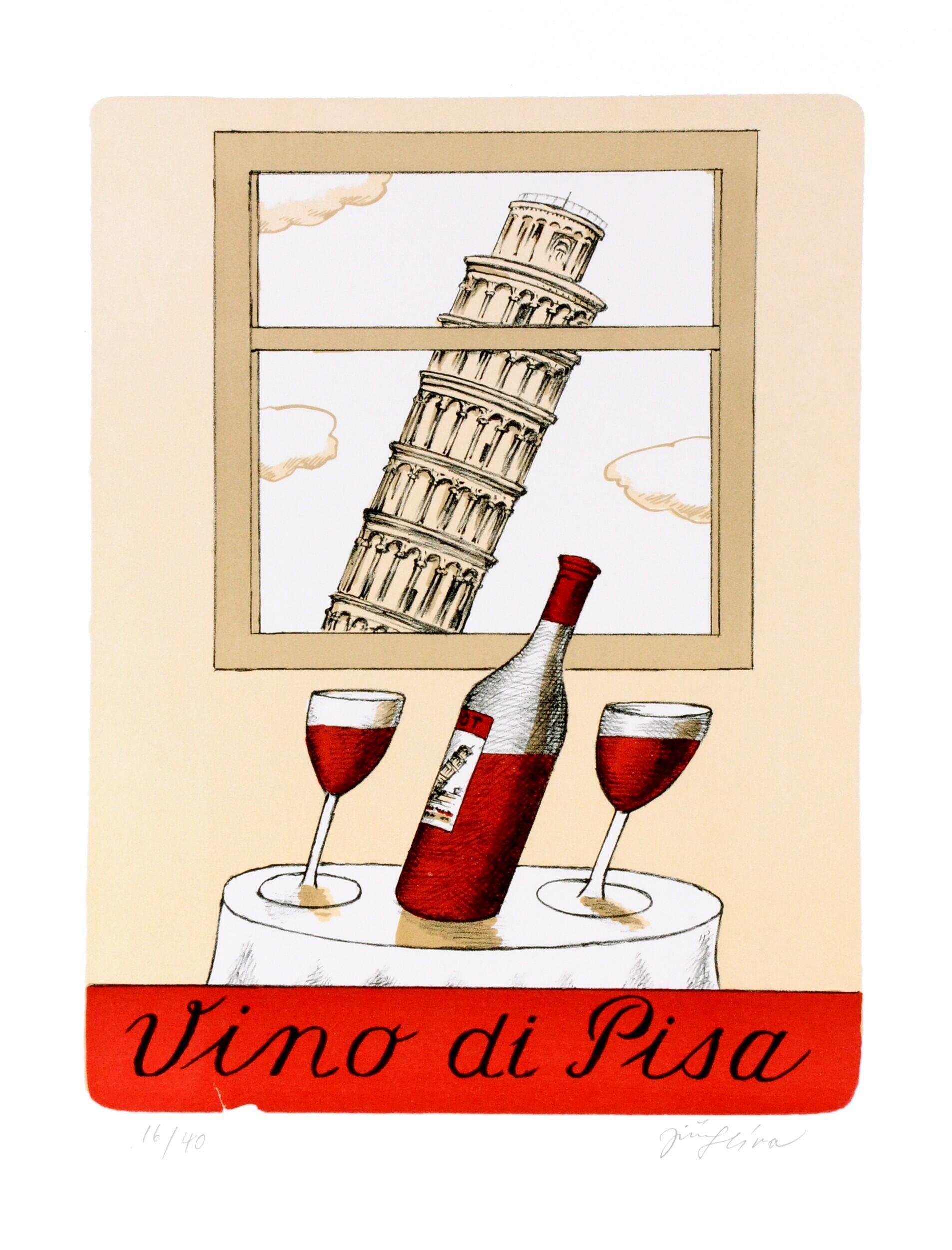 Vínotečka - květen 2021