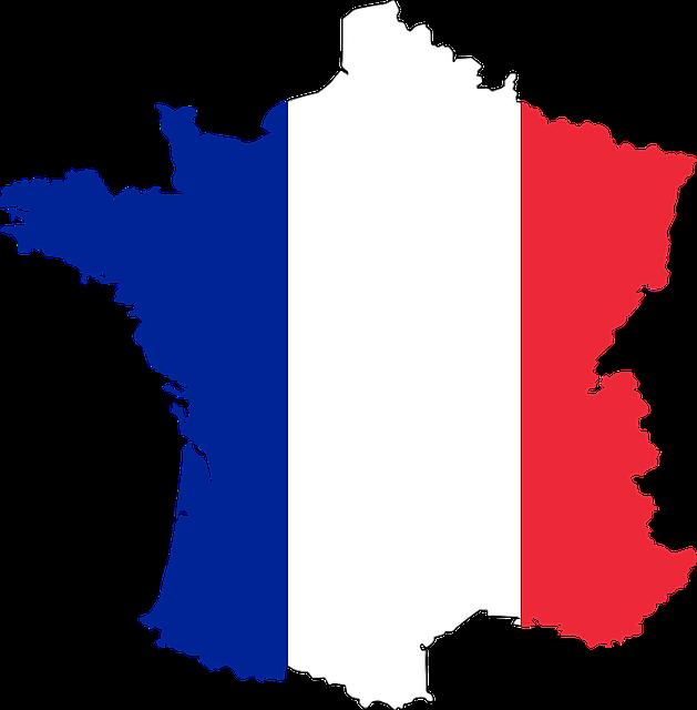 Červená vína z Francie