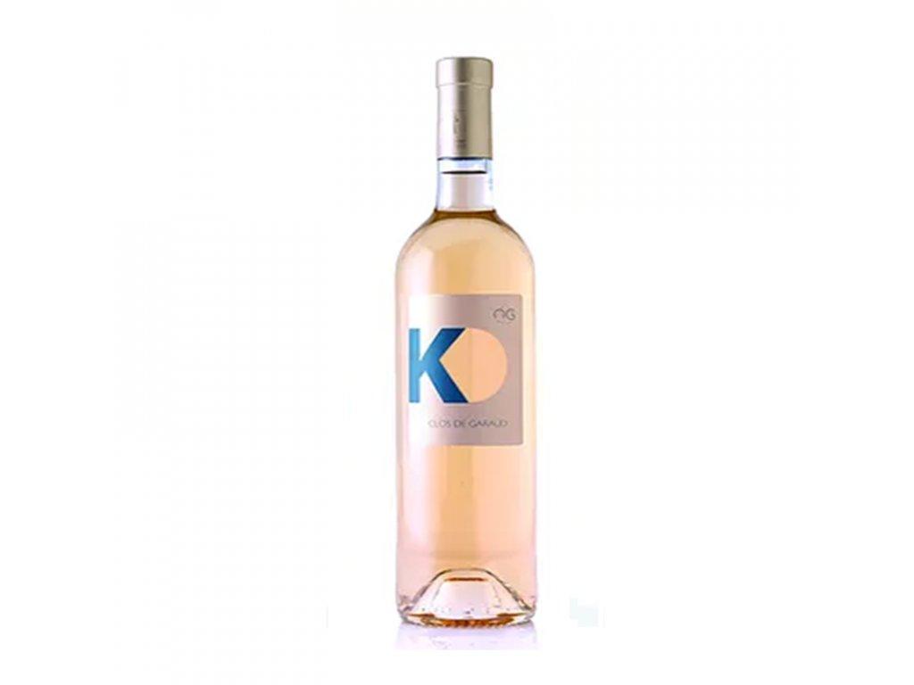 Cuvée K Romb rosé 2018
