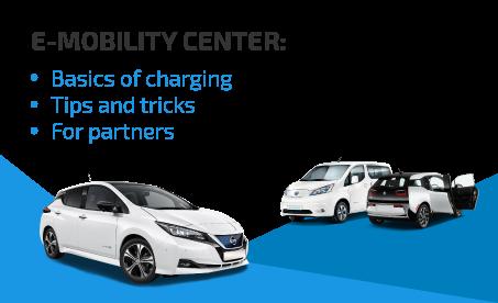E-mobility center