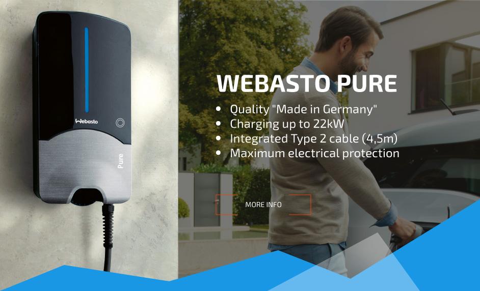 Webasto Pure