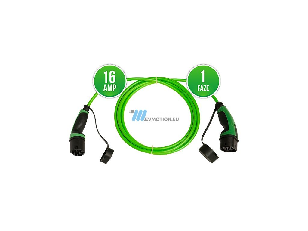 Preminum charging cable   Type 2   max. 3,7 kW