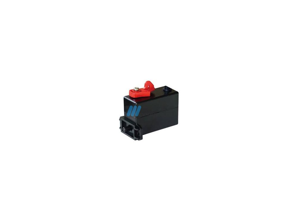 Locking actuator for sockets Type 2