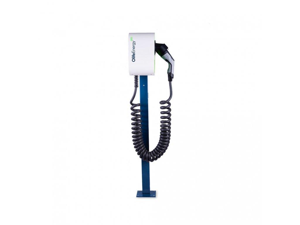 Pole for OlifeEnergy wallbox