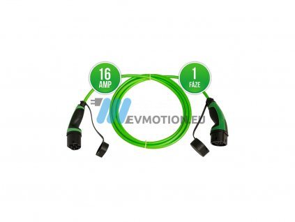 Preminum charging cable | Type 2 | max. 3,7 kW