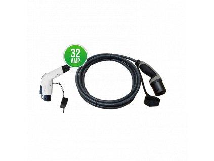 EV nabíjecí kabel TYPE 1 / Yazaki / J1772