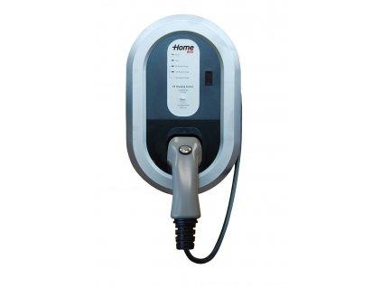 Tesla Home Box s DC ochranou | Tesla | až 22 kW (Autentizace Klíček, Maximální výkon 22 kW / 3 fáze / 32 A, Měření spotřebované energie Ano)