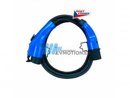Rubber charging cable | Type 1 | max. 7,4 kW