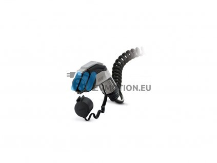 Premium coiled charging cable Type 1 - open end