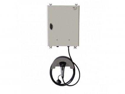EV Transformer Charging Station   2x16 na 1x32A max. 7,2 kW