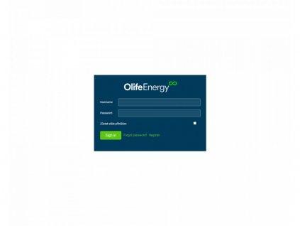 OlifeEnergy Cloud - control software for OlifeEnergy stations