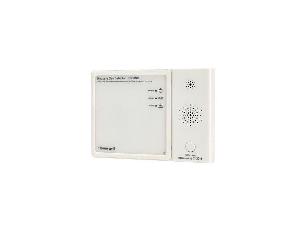 Detektor úniku zemního plynu Honeywell HF500NG-EN