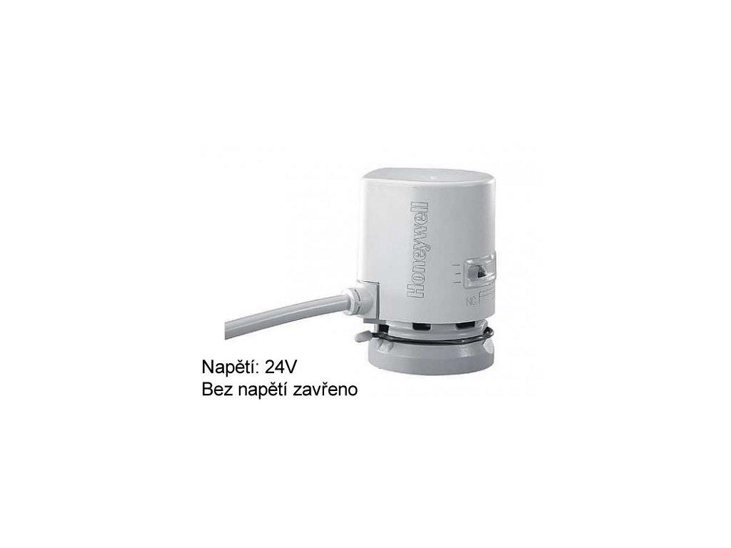 Termoelektrický servopohon 24 V HONEYWELL MT4-024-NC
