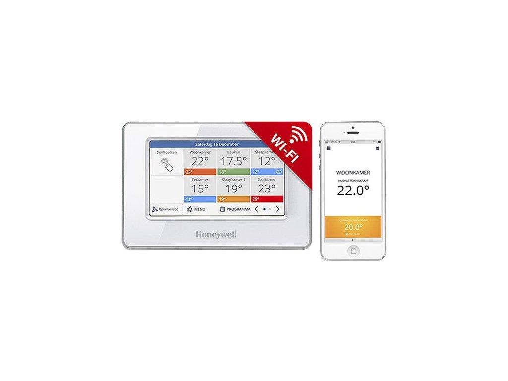 Řídící jednotka Evohome Touch Wi-Fi Honeywell ATC928G3026