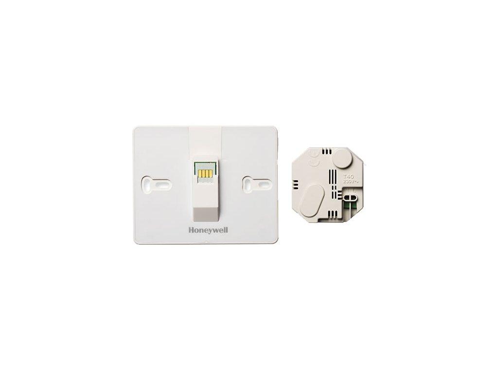 Sada pro montáž řídící jednotky Evotouch-WiFi na zeď Honeywell