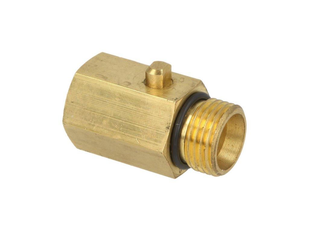 Kulový odkalovací ventil pro vodní filtry Honeywell KH11S-1A
