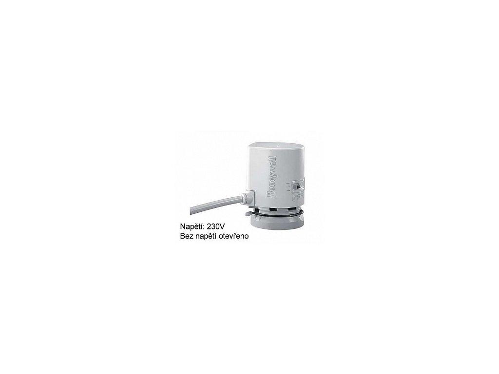 Termoelektrický servopohon 230 V HONEYWELL MT8-230-NO-2,5 M