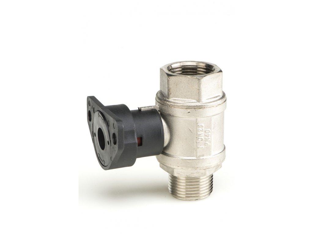 Kulový odkalovací ventil Honeywell KH11AS-1/2 pro automatickou jednotku Z11AS