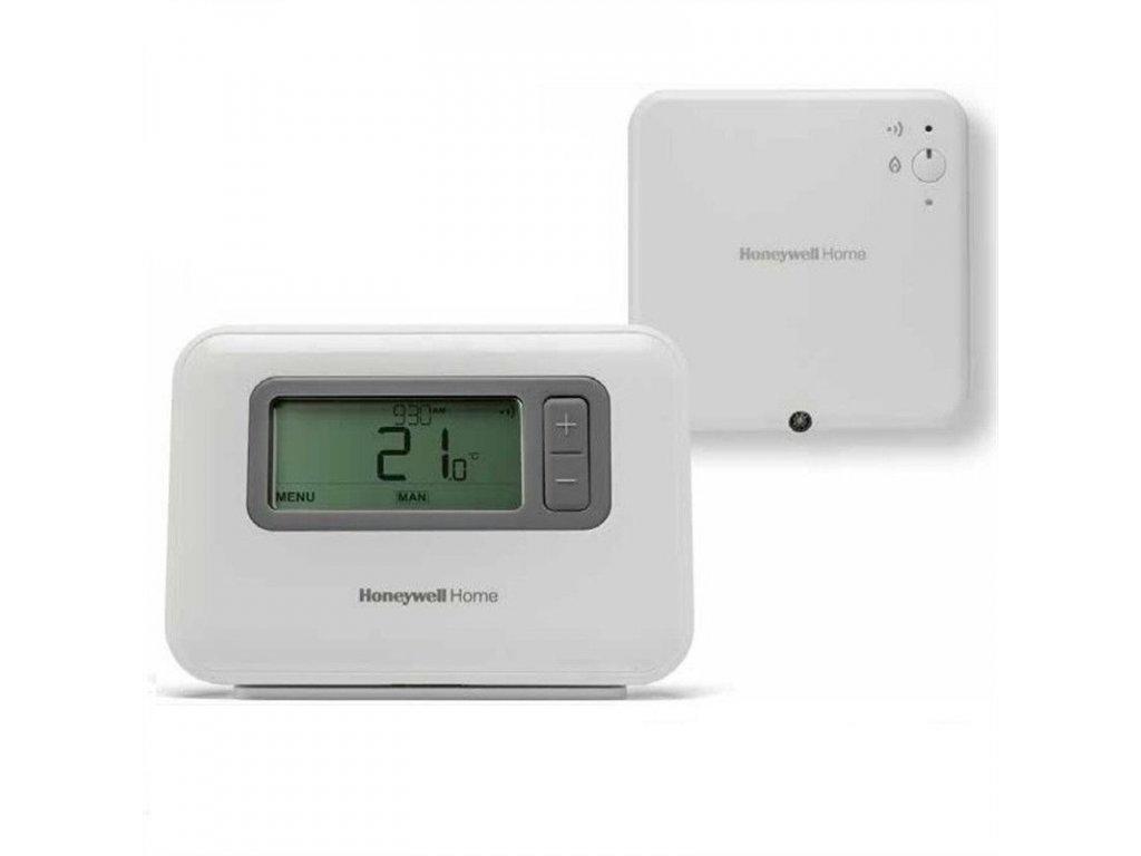 Bezdrátový digitální programovatelný termostat Honeywell T3R
