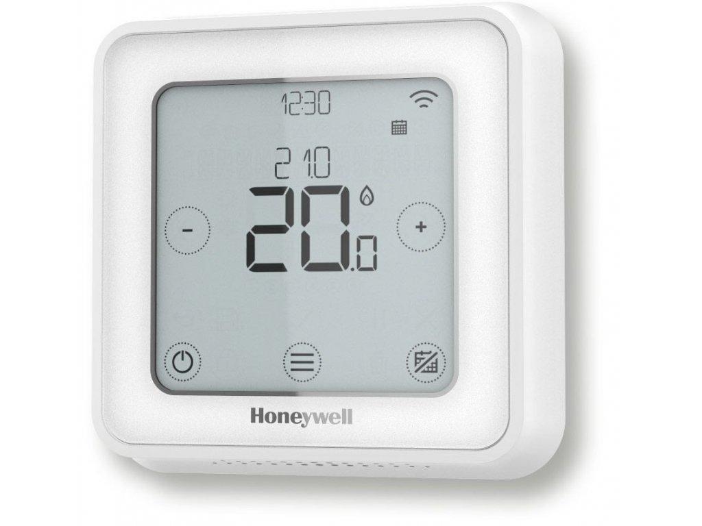 Digitální programovatelný termostat Honeywell Lyric T6 bílá