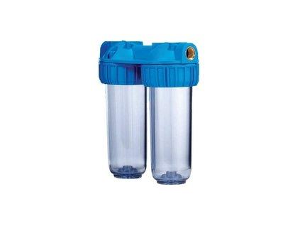 Duplex jemný filtr na dešťovou vodu Honeywell FF40
