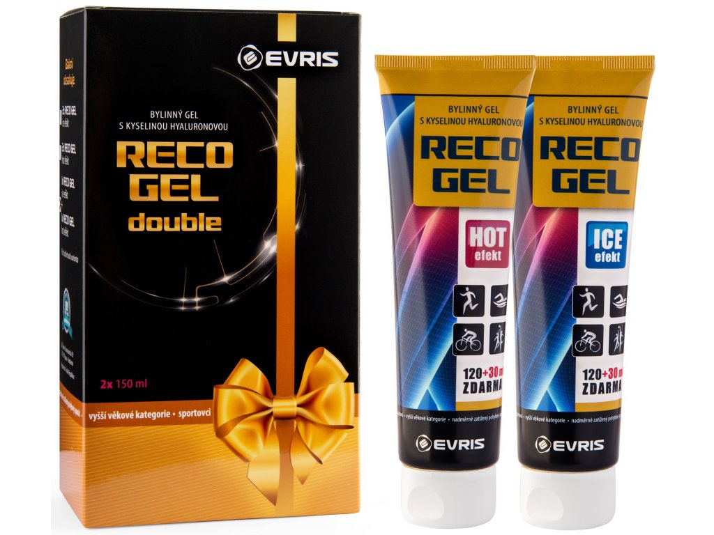 RECO GEL hot ice