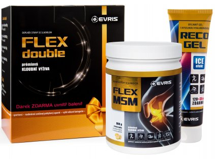 FLEX double Flex MSM citron