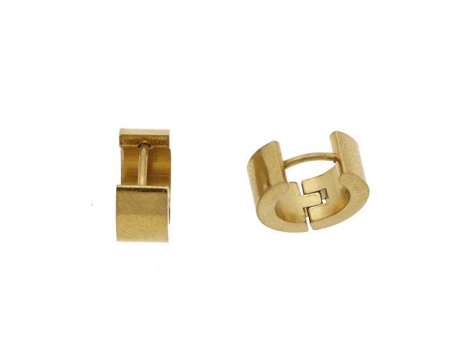 vyr 1073Nausnice 10mm zlate zmena velikosti