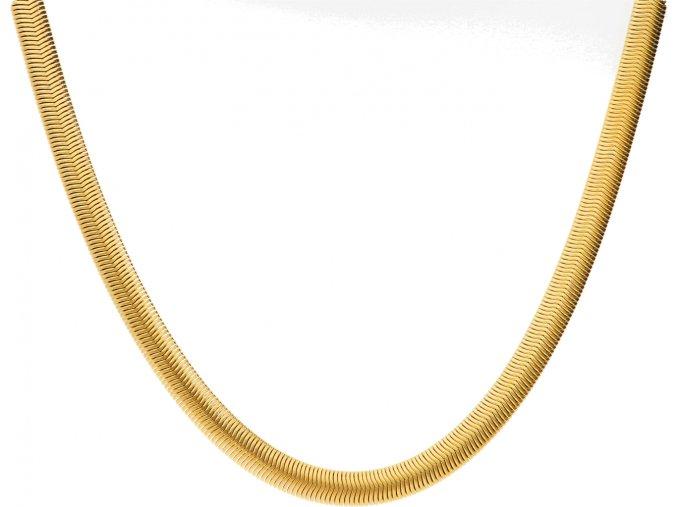 naramky na kotnik zlaté 8