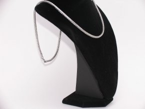 Dámsky ocelový řetízek hadí +dárkové balení  +dárkové balení