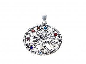 Řetízek s přívěskem strom života  + dárkové balení