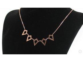 Dámský náhrdelník + dárkové balení  + dárkové balení
