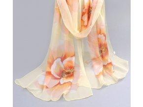 Ewena šátek 160x50 cm