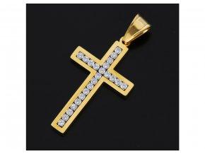 Křížky s kaminkami 7