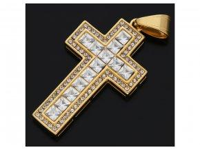 Křížky s kaminkami 1