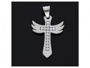 Křížky s kaminkami 6