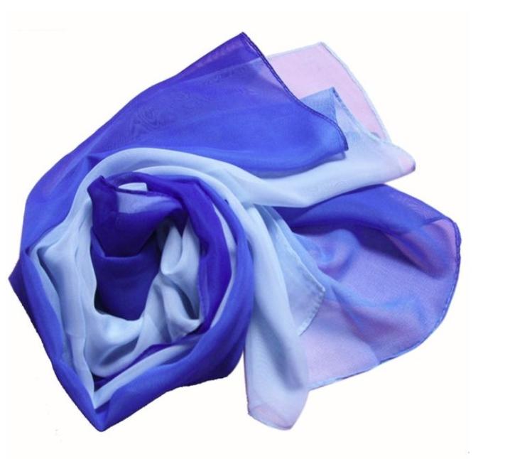Ewena modrý šátek e621c42ccc