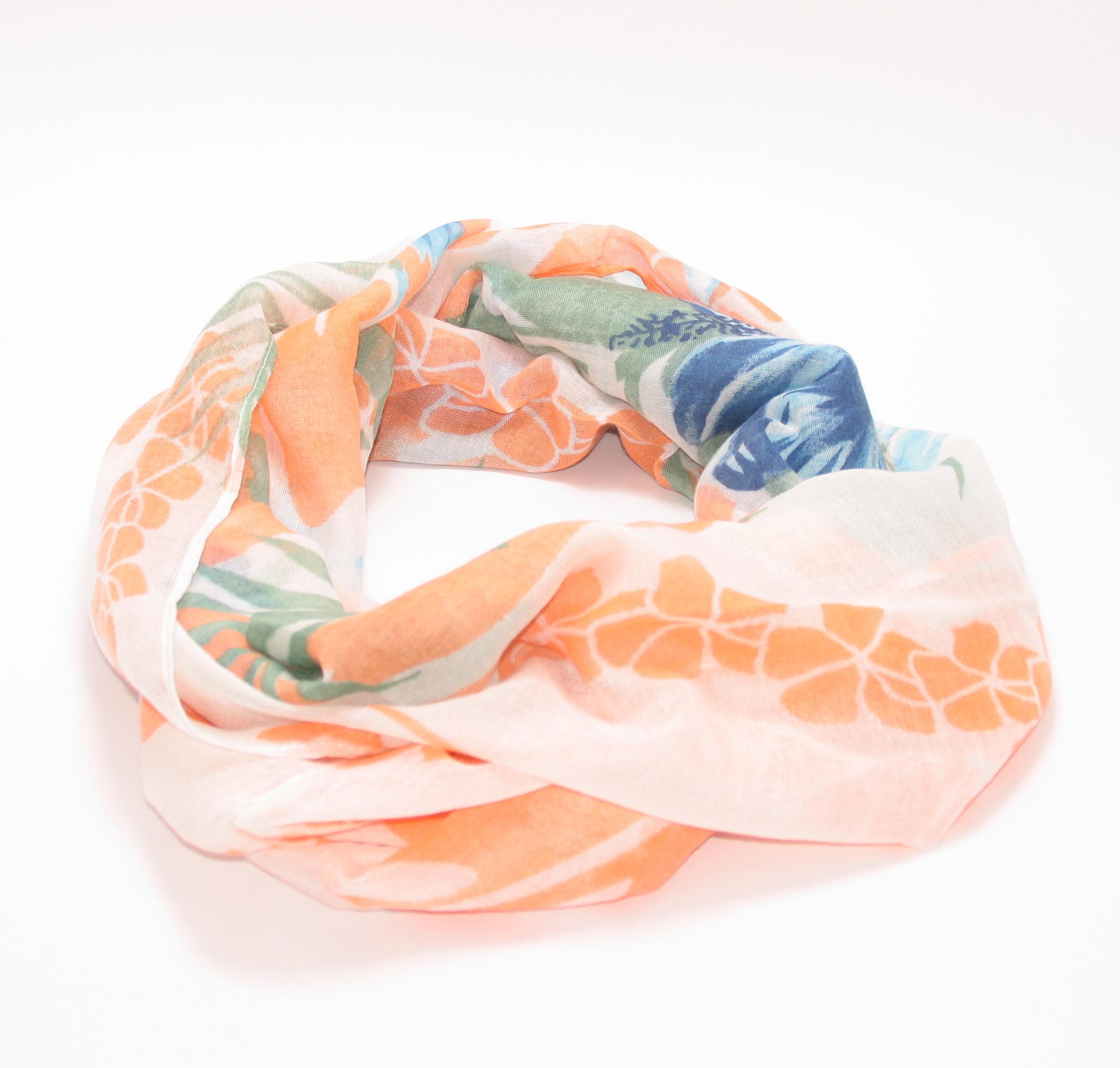 Jordan Jemný šátek tunel - NORDIC různé barvy