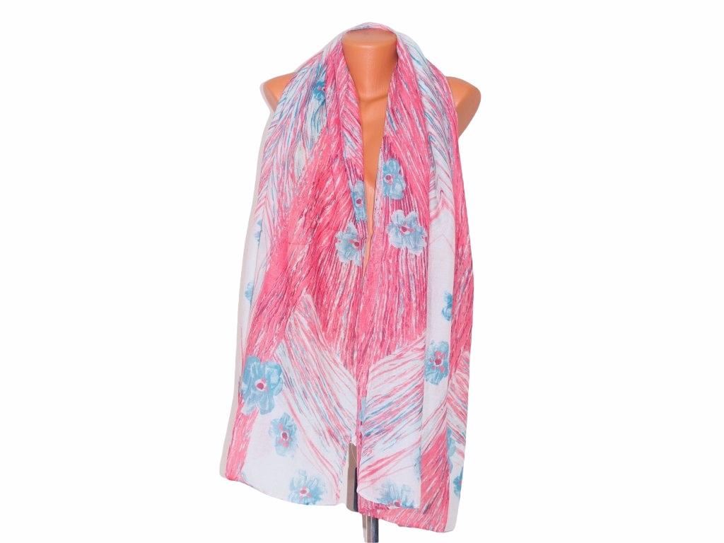 Jordan Šátek dlouhy se vzorem 170x80 cm