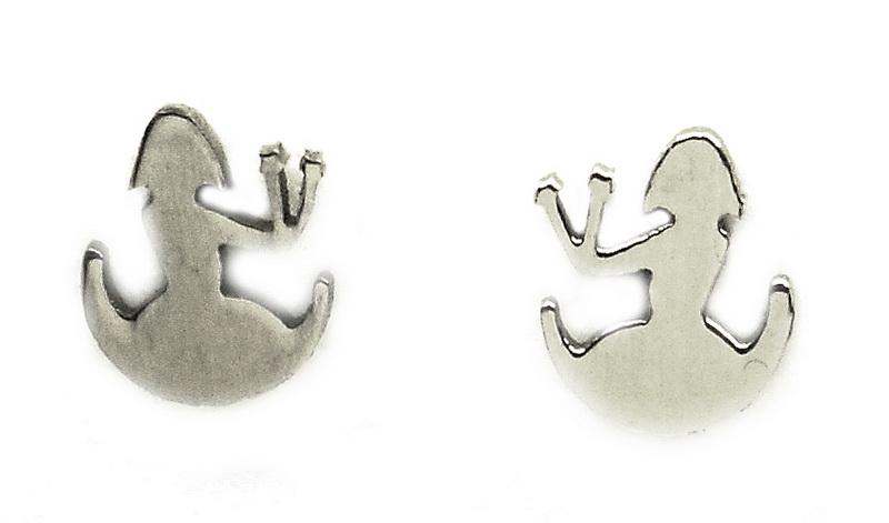 Náušnice z oceli znamení různé druhy Volba znamení: Panna 23. 8. až 22. 9.