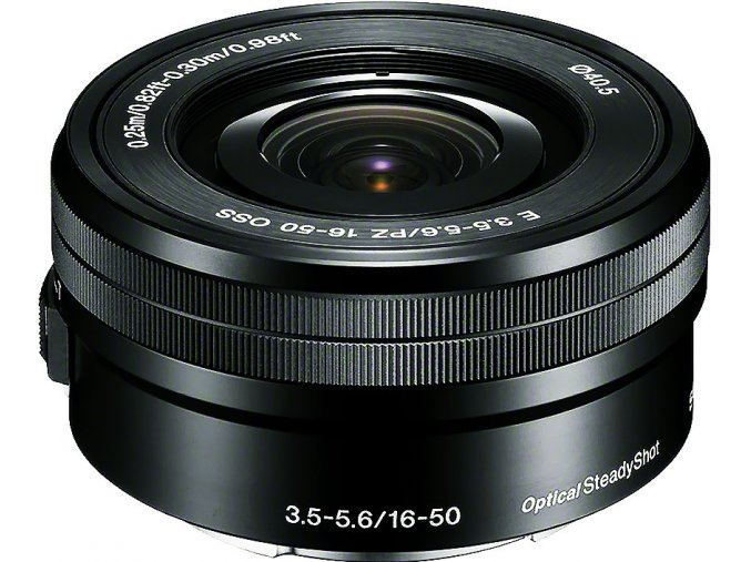 Sony E 16-50mm f/3.5-5.6 SELP1650
