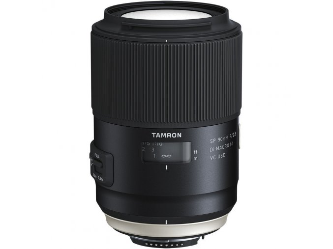 Tamron SP 90mm f/2,8 Di Macro 1:1 VC USD Nikon