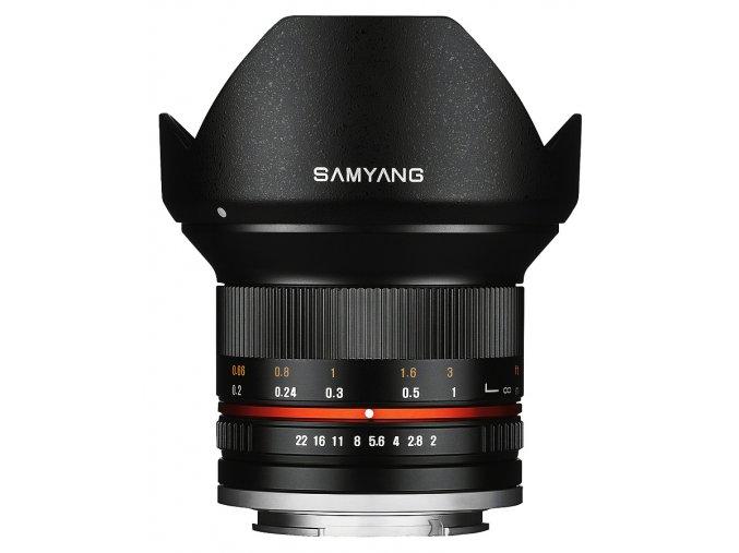 Samyang 12mm f/2 NCS CS Fujifilm X