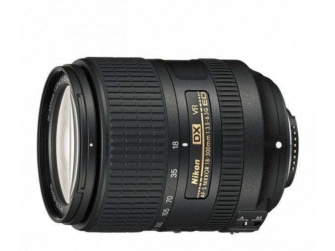 Nikon AF-S 18-300mm f/3,5-6,3G DX ED VR