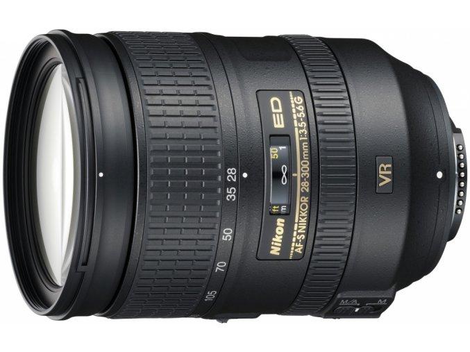 Nikon AF-S 28-300mm f/3,5-5,6G ED VR