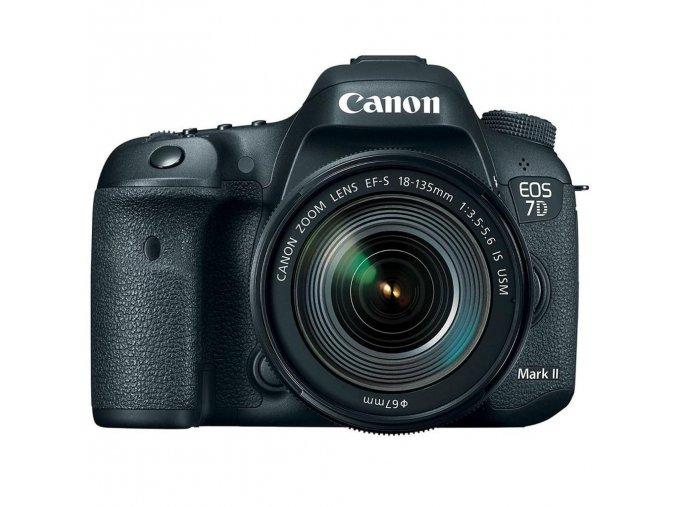 Canon EOS 7D Mark II DSLR 18-135mm