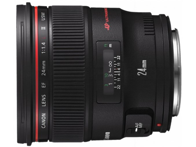 Canon 24mm f/1,4L II USM