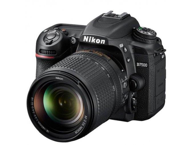 Nikon D7500 + 18-55mm AF-P DX VR