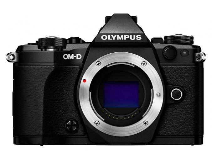 Olympus E-M5 Mark II čierny