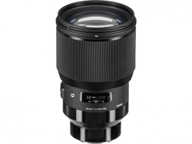 Sigma 85mm f/1,4 DG HSM Art Sony E